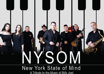 New York State of Mind - The Music of Billy Joel Live at the New Hope Winery