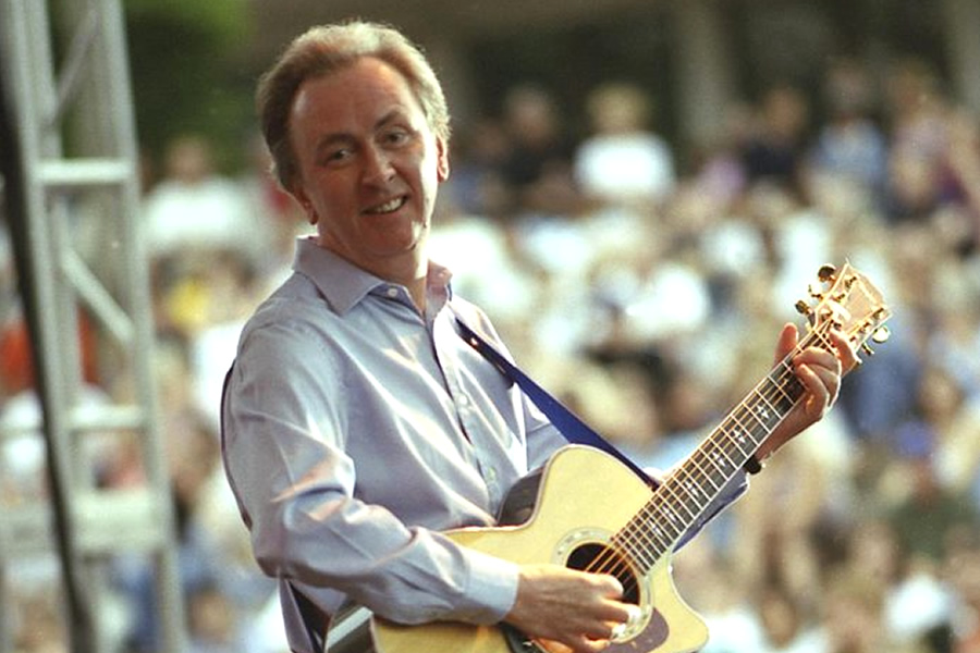 SOLD OUT- Al Stewart with The Empty Pockets Live at The New Hope Winery