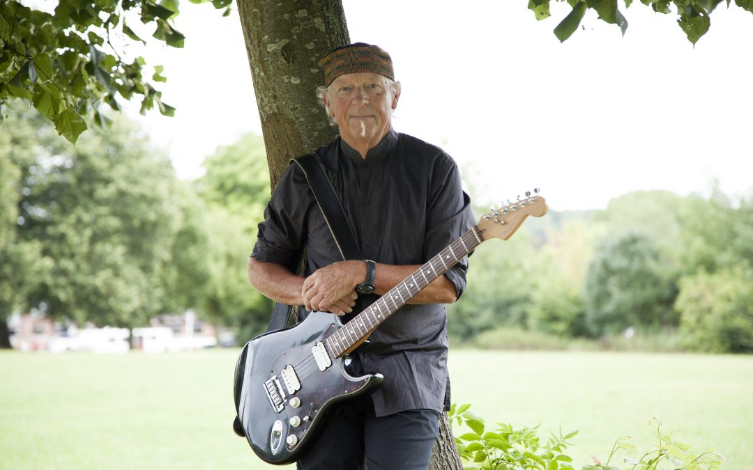 Martin Barre Live at The New Hope Winery