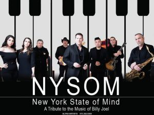 New York State of Mind - The Music of Billy Joel Live at The New Hope Winery @ New Hope Winery
