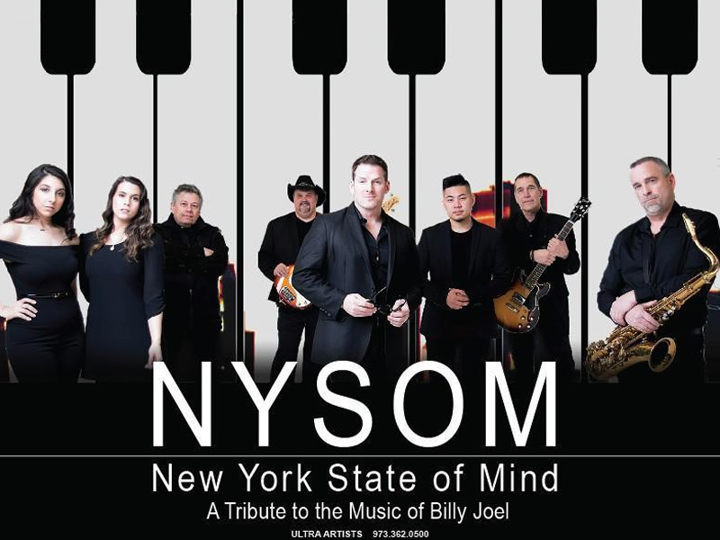 New York State of Mind – The Music of Billy Joel