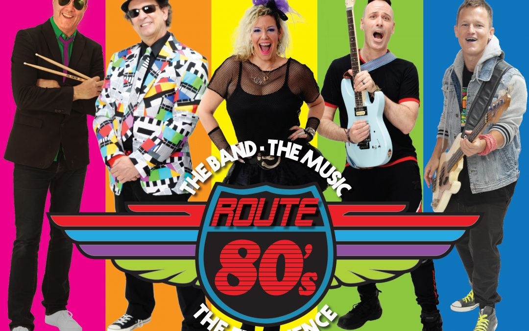 Route 80s: The Final Ultimate 80s Dance Party Live at The New Hope Winery