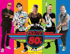 Route 80s: The Final Ultimate 80s Dance Party Live at The New Hope Winery @ The New Hope Winery | New Hope | Pennsylvania | United States