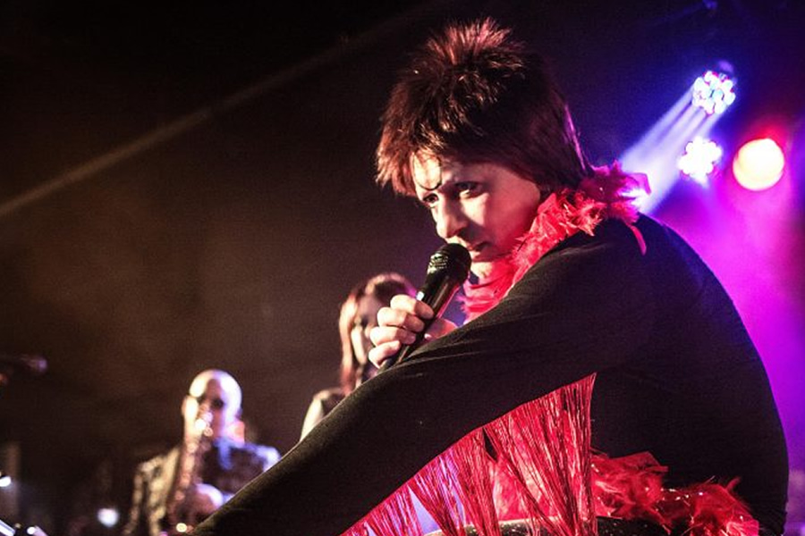 Starman- The Bowie Tribute Live at The New Hope Winery