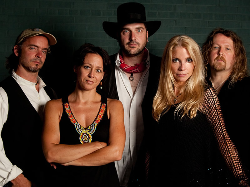 SOLD OUT-TUSK – The World's #1 Fleetwood Mac Tribute (Friday Show) Live at The New Hope Winery