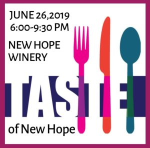 The Taste of New Hope at The New Hope Winery @ The New Hope Winery | New Hope | Pennsylvania | United States
