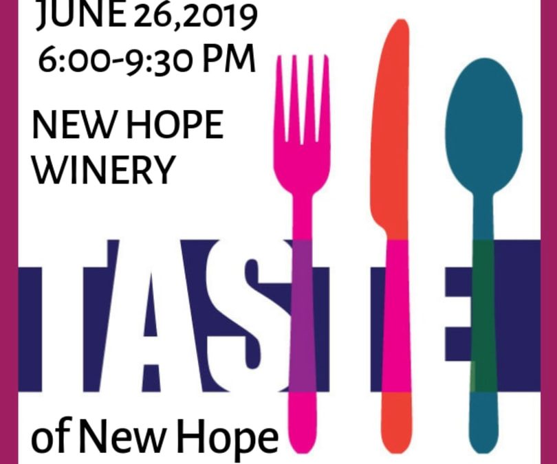 The Taste of New Hope at The New Hope Winery