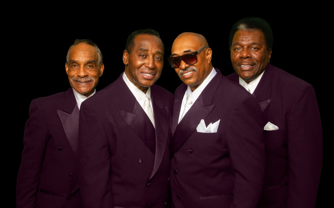 The Drifters Featuring Rick Sheppard Live At The New Hope