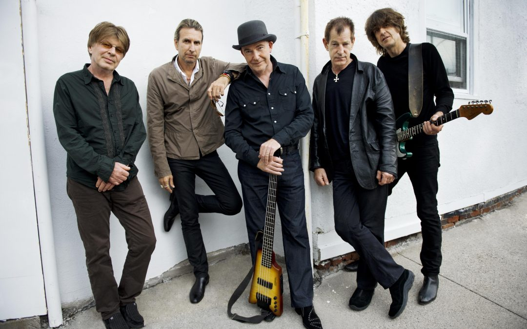 The Fixx (Thursday Show) Live at The New Hope Winery
