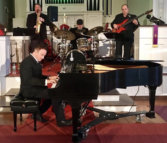 Charlie Brown Jazz: An Evening with Eric Mintel Quartet Live at The New Hope Winery