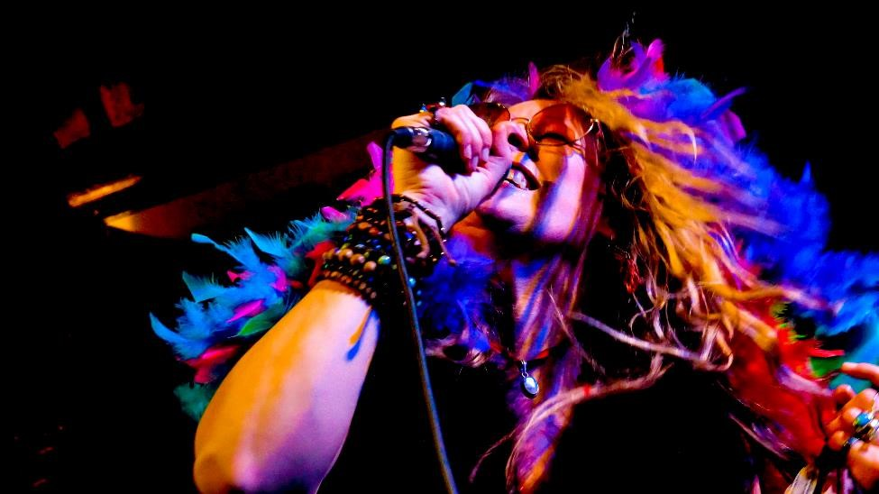 Experience Janis: The Music of Janis Joplin Live at The New Hope Winery