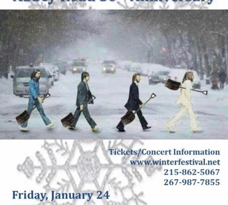 WinterFestival 2020-Come Together/Abbey Road Live at The New Hope Winery