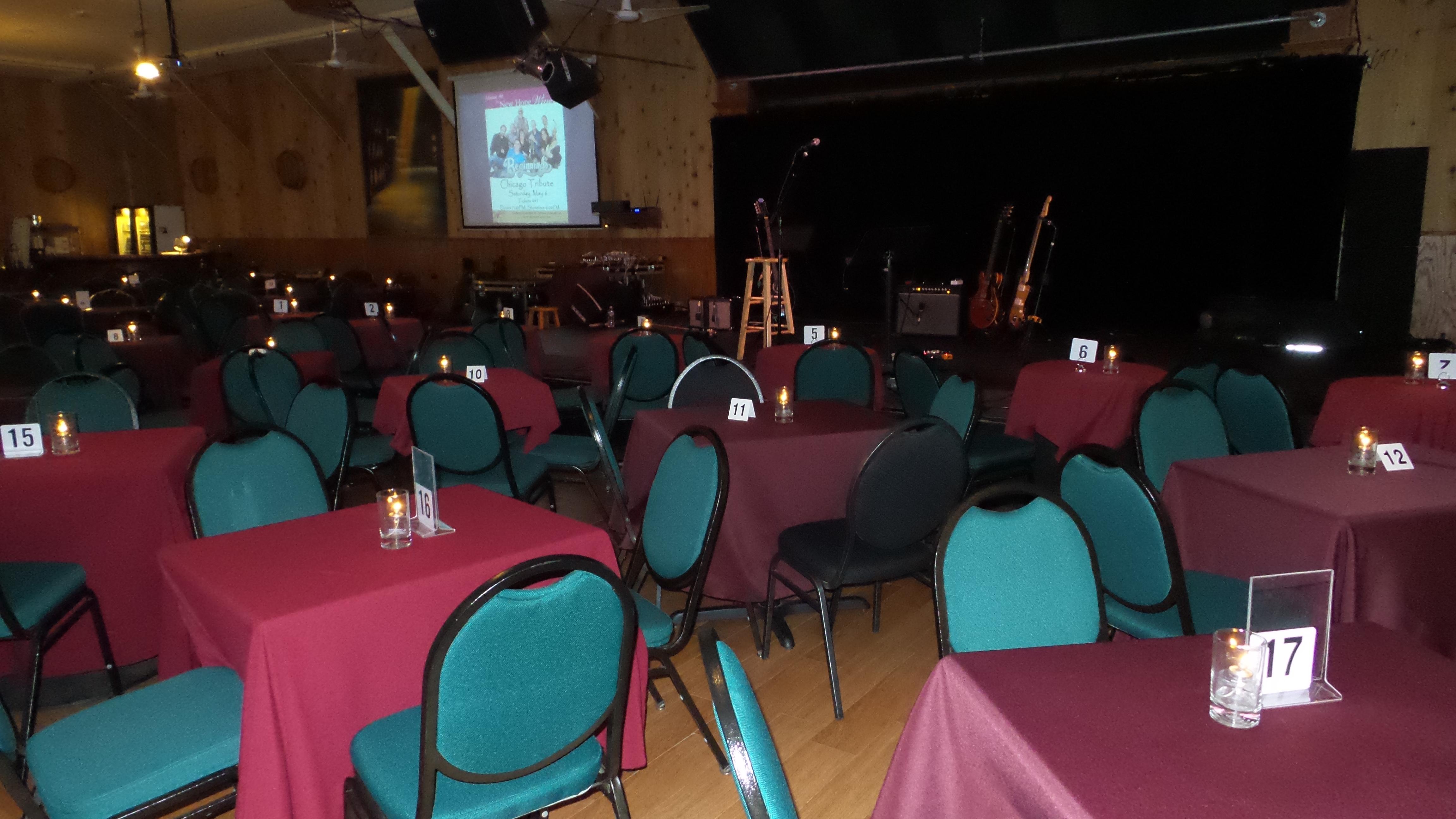 Event Center No Band 2
